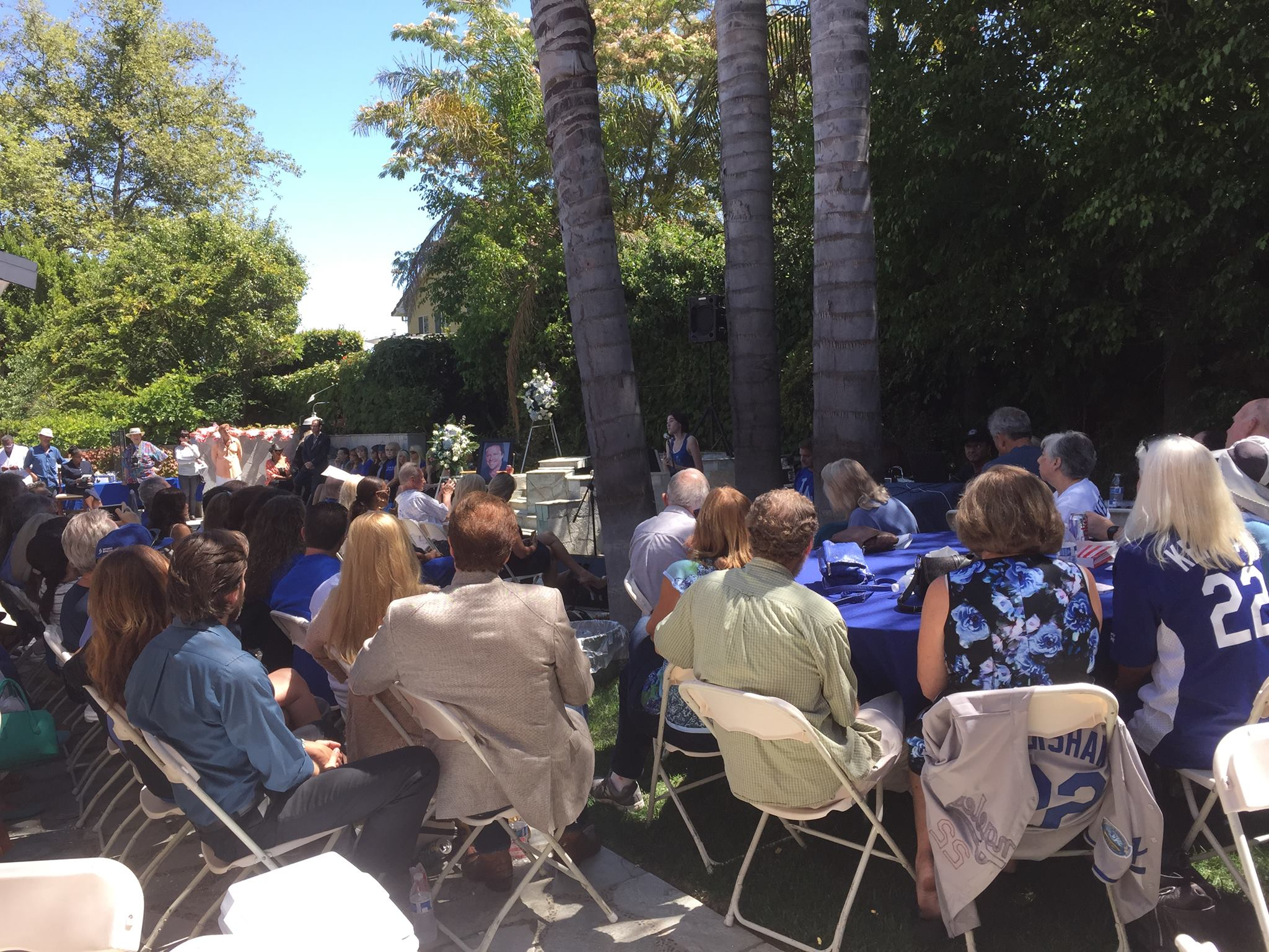 Celebration of Life Memorial for Steve Nave