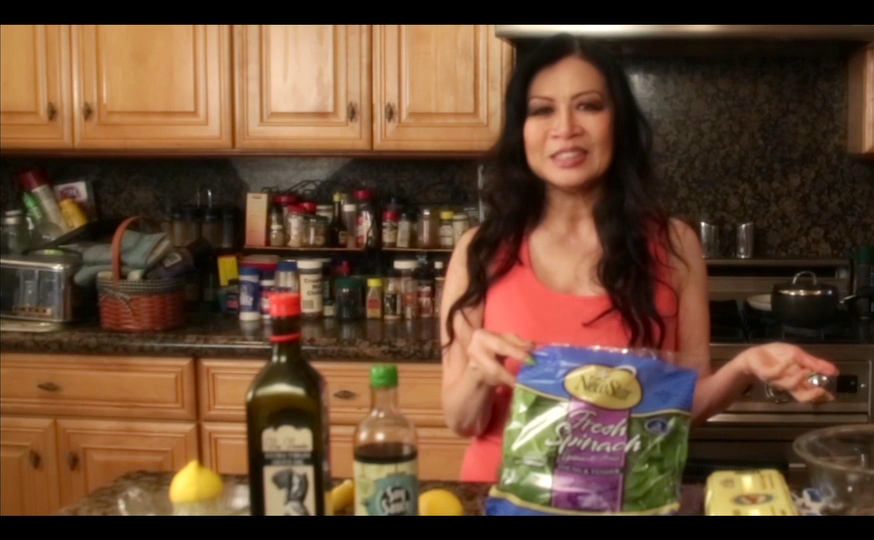New Episode &quote;Cooking in with Joycelyne&quote;